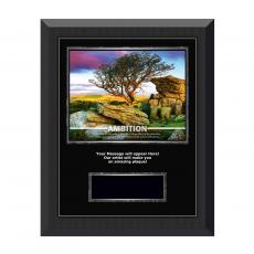 Successories Image Awards - Ambition Tree Gunmetal Individual Award Plaque