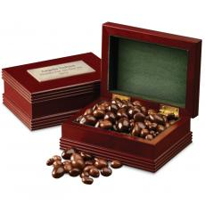 Candy & Food Gifts - Personalized Gift Box with Chocolate Cashews