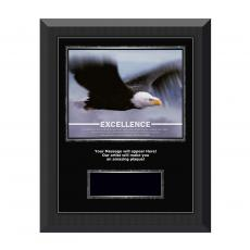 Image Plaques - Excellence Eagle Gunmetal Individual Award Plaque