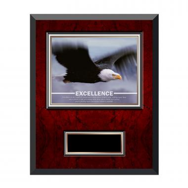 Excellence Eagle Rosewood Individual Award Plaque