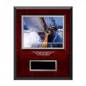 Spirit Sailing Rosewood Individual Award Plaque