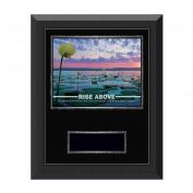 Rise Above Gunmetal Individual Award Plaque <span>(703541)</span> Image (703541) - $49.99