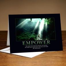 Empower Cave 25-Pack Greeting Cards