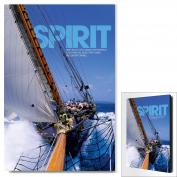 Spirit Sailing Infinity Edge Wall Decor