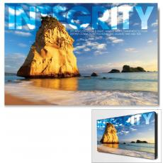 Integrity Rock Infinity Edge Wall Decor