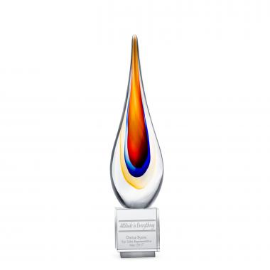Flame Glass Award