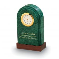 Engraved Clock Awards - Marble Arch Clock