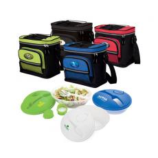 Home & Family - 2 Piece Salad Cooler Set