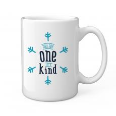 Holiday Themed Gifts - One of a Kind 15oz Ceramic Mug