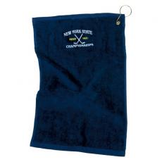 "Home & Family - 18"" Embroidered Golf Towel"