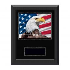 Pride Eagle Gunmetal Individual Award Plaque