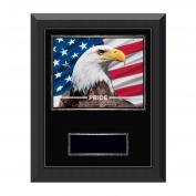 Pride Eagle Gunmetal Individual Award Plaque Image (703515), Awards & Recognition