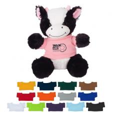"Games, Toys, & Stress Balls - 8 1/2"" Plush Cow"