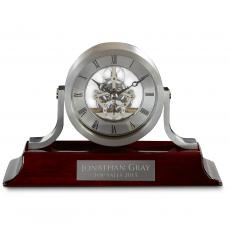 New Products - Personalized Mantel Gear Clock