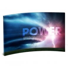 Entire Collection - Power Tornado Curved Desktop Acrylic