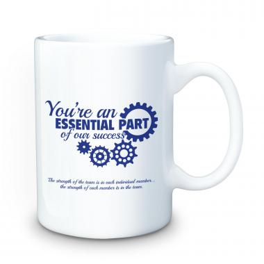 You're an Essential Part 15oz Ceramic Mug
