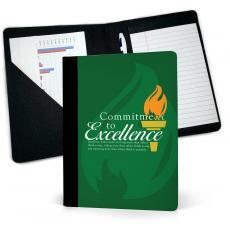 New Products - Commitment to Excellence Jr. Padfolio