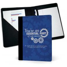 New Themes - You're an Essential Part Jr. Padfolio