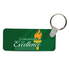 New Themes - Commitment to Excellence Keychain