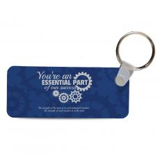 New Products - You're an Essential Part Keychain