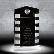 Marble Prism Award Metal, Stone and Cast (754373)