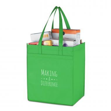 Making a Difference Shopping Tote