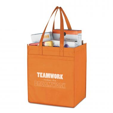 Teamwork Makes the Dream Work Shopping Tote