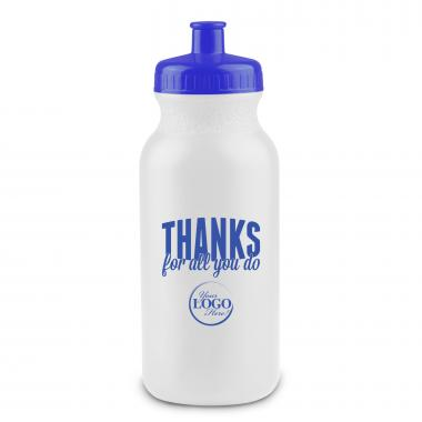 Thanks for All You Do Squeeze Water Bottle