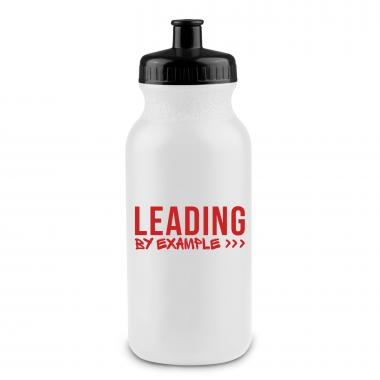 Leading by Example Squeeze Water Bottle