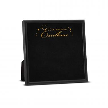 Celebrating Excellence Framed Pin Board