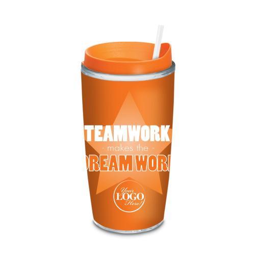 Teamwork Dream Work 16oz Tervis Tumbler