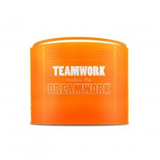 New Products - Teamwork Dream Work Motivational Slinky