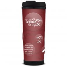 Drinkware - Leading the Way Glitter Travel Tumbler