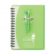 New Products - Commitment to Excellence Notebook and Pen