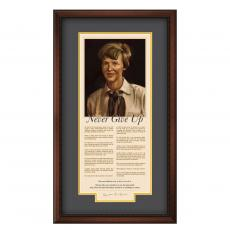 New Products - Amelia Earhart Motivational Poster