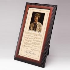 New Products - Amelia Earhart Framed Desktop Print
