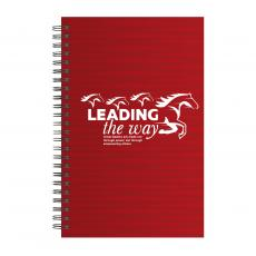 New Themes - Leading the Way Spiral Notebook