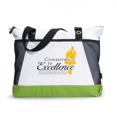 Commitment to Excellence Sport Tote
