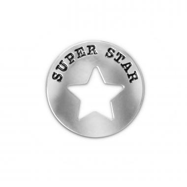 Super Star Lapel Pin