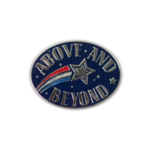 Above & Beyond Lapel Pin