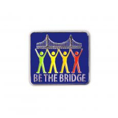 New Awards - Be the Bridge Lapel Pin