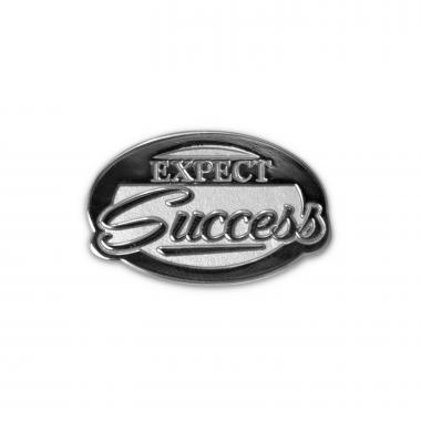Expect Success Lapel Pin