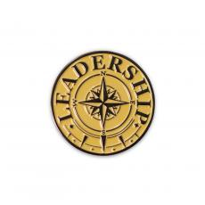 New Products - Leadership Compass Lapel Pin