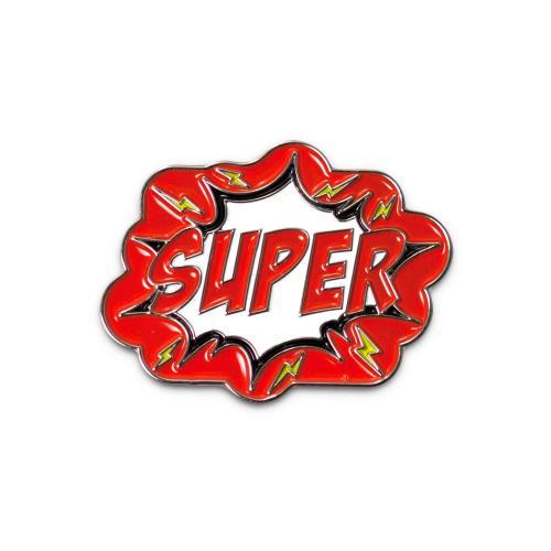 Super Lapel Pin
