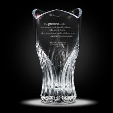 Crystal Awards - Diamex Crystal Vase