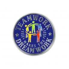 New Products - Dream Work Lapel Pin