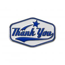New Products - Thank You Lapel Pin