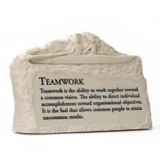 Paperweights - Teamwork Rowers Stone Image Paperweight