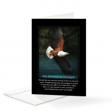 Essence of Strength 25-Pack Greeting Cards