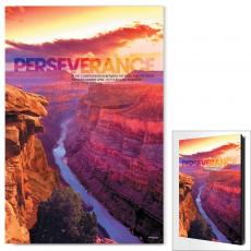Perseverance Infinity Edge Wall Decor